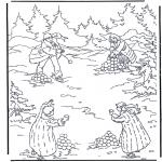 Sjove figurer - Narnia 6