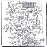 Sjove figurer - Narnia 7