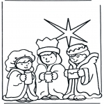 Jule-malesider - Nativity story 10
