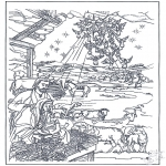 Jule-malesider - Nativity story 12