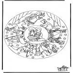Jule-malesider - Nativity story 16