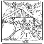 Jule-malesider - Nativity story 17