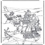 Jule-malesider - Nativity story 2