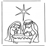 Jule-malesider - Nativity story 5
