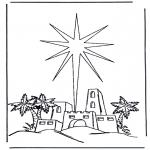 Jule-malesider - Nativity story 6