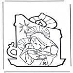 Jule-malesider - Nativity story 7