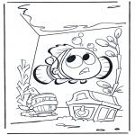 Børne-malesider - Nemo 1