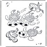 Børne-malesider - Nemo 17