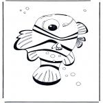 Børne-malesider - Nemo 4