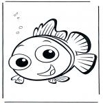 Børne-malesider - Nemo 5