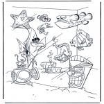 Børne-malesider - Nemo 8