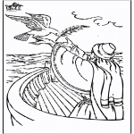 Bibel-malesider - Noah 3
