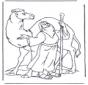 Noah and a camel