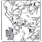 Bibel-malesider - Noa's ark 1