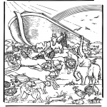 Bibel-malesider - Noa's ark 5