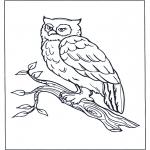 Dyre-malesider - Oal on tree