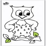 Dyre-malesider - Owl