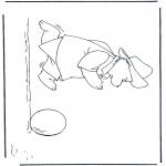 Børne-malesider - Paddington bear 10