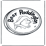 Børne-malesider - Paddington bear 9
