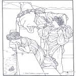 Diverse - Painter Alma-Tadema