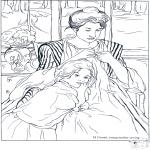 Diverse - Painter Cassatt