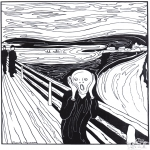 Diverse - Painter Munch