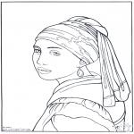 Diverse - Painter Vermeer