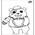 Dyre-malesider - Panda 1