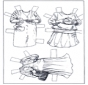 Paper doll Clothing 3