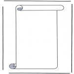 Diverse - Paper scroll