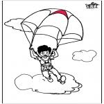 Diverse - Parachuting