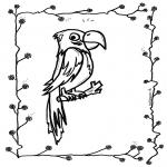 Dyre-malesider - Parrot 2