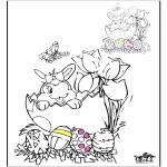 Tema-malesider - Pasen teken af