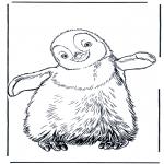 Dyre-malesider - Penguin 3