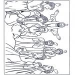 Bibel-malesider - Pentecost 1