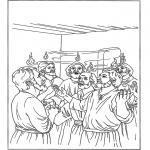 Bibel-malesider - Pentecost 2