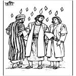 Bibel-malesider - Pentecost 3