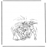 Sjove figurer - Peter pan 2