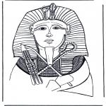 Diverse - Pharaoh death-mask
