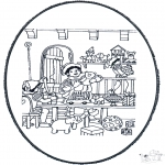 Prik-kort - Piet Prikplaat 8