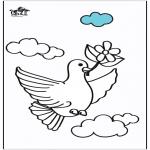 Dyre-malesider - Pigeon 2