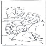 Dyre-malesider - Pigs 2