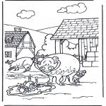 Dyre-malesider - Pigs 3