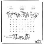 Håndarbejde - Pokemon puzzle 7