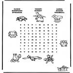 Håndarbejde - Pokemon puzzle 8