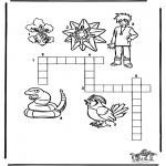 Håndarbejde - Pokemon puzzle 9