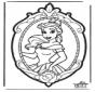 Prickingcard Disney Princesses 2