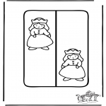 Diverse - Princess bookmark