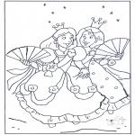 Diverse - Princesses 1