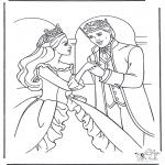 Diverse - Prinses danst